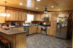Gambrel Cabins Cottage House Plans, Cottage Homes, Gambrel Barn, Bunkhouse, Cabin Ideas, Creative Home, Cabins, Chloe, Baby Shower