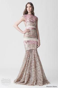 Makany Marta vestidos de novia - Sueño colección nupcial de una noche de verano   Boda Inspirasi