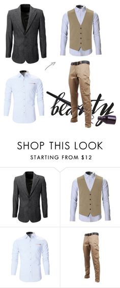 """""""#Casual Fall Outfit for Men"""" by flatseven ❤ liked on Polyvore featuring men's fashion and menswear"""