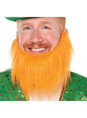 Ginger Leprechaun Beard