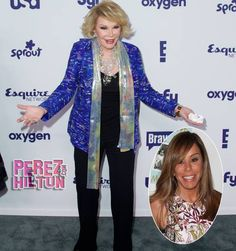 On The One Year Anniversary Of Her Death, Fashion Police Remembers Joan Rivers — Watch Melissa's Touching & Funny Tribute HERE!