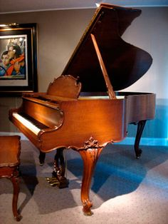and.....it must have room for my piano