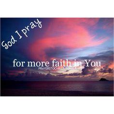 God I Pray