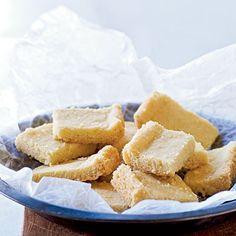 Vanilla Bean Shortbread | CookingLight.com
