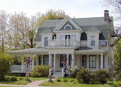 Edward N. and Mary T. Stebbins House  Barron WI