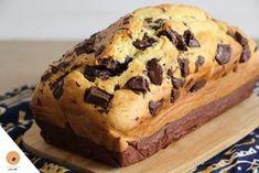 Faux Brookie moelleux (Sans beurre et sans sucre) - Recetas Brownie Recipes, Cake Recipes, Dessert Recipes, Dessert Healthy, Vegan Recipes, Dessert Ideas, Bolo Fit, Kolaci I Torte, Bowl Cake
