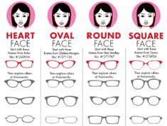 6076e1ee6e Image result for square face glasses Heart Shaped Face Glasses