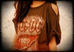 Como Customizar Camisas de Banda #2 | Beauty Rock