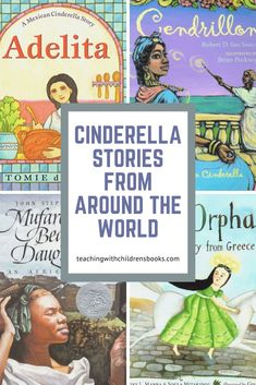 Cinderella Stories from Around the World Reading several versions of the same story makes for great discussions! Compare and contrast these Cinderella stories from around the world. 5th Grade Books, 3rd Grade Reading, Cinderella Story, Kids Book Club, Fun Learning, Teaching Reading, Teaching Tools, Reading Lists, Preschool Books