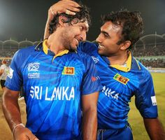 Friendships are unique relationships because, unlike family relationships, we choose to enter into them. In real life, especially in today's world, it is not easy to sustain a real friendship. Kumar Sangakkara, Cricket Coaching, Test Cricket, Icc Cricket, World Cricket, International Day, Create Awareness, Better Half, World Records
