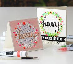 Lisa Spangler: Neat and Tangled 4th Birthday Blog Hop