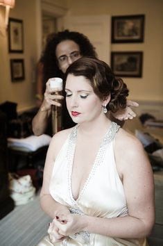A 1940's Old Hollywood Glamour Inspired Wedding At The Connaught Hotel, Mayfair  Photography by http://www.littlejewel.co.uk/