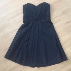 BNWT Urban outfitters little black dress Brand new size 4 Urban Outfitters Dresses