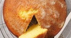 Gâteau au yaourt au Thermomix Vegan Thermomix, Dessert Thermomix, A Food, Food And Drink, Kneading Dough, Muesli, Cornbread, Diets, Deserts