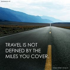 travel is not defined by the miles you cover. #HPFamilyTime #ad #travel *great family travel tips, too