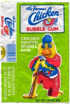 Packet similar to chewing tobacco packets... The Candy Wrapper Museum