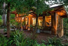 House in nature ✿ ✿. ☂ ☺