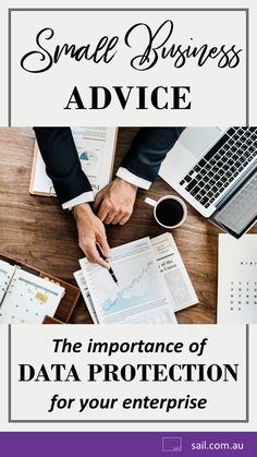 Business Advice for Entrepreneurs, Startups, Small Business Owners, and SMEs - The Importance of Data Protection Small Business Start Up, Data Protection, Business Advice, Startups, Sailing, Australia, Blog, Candle, Blogging