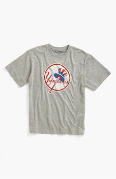 Wright  amp  Ditson  New York Yankees  T-Shirt (Big Boys) 61ccd2b2c28