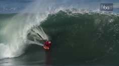 2013 GoPro IBA Arica Chilean Challenge - Free Surf Session #iba Bodyboard #wave