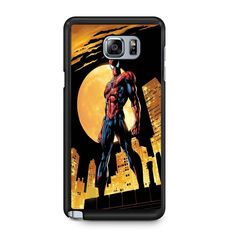 Spiderman Moon Knight For Samsung Galaxy Note 5 Case