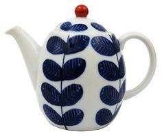 Tea pot 波佐見焼 aoba ポット 茶こし付 009540-320 石丸陶芸 http://www.amazon.co.jp/dp/B00R46HTAC/ref=cm_sw_r_pi_dp_Uvqmvb02VBYVN