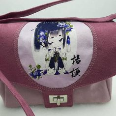 Lafabrikdekiki sur Instagram: Petit sac Girly japonisant. Modèle @patrons_sacotin #lafabrikdekiki #faitmain #sacotin #artisanat #girly #japonisant #japon #madeinfrance …