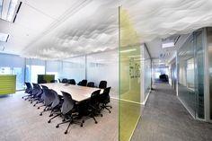 Drop Stripe by PROCÉDÉS CHÉNEL #architonic #nowonarchitonic #interior #design #furniture #ceiling #system #paper #office