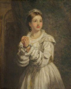 William Powell Frith (1819 – 1909) – Pintor Inglês_25