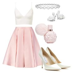pinkgirlygrande. ♡ by @roseclairdelune on pinterest & @beccaboopastel on polyvore