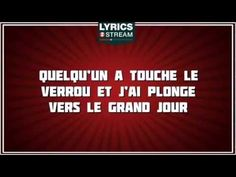 La Corrida - Francis Cabrel tribute - paroles