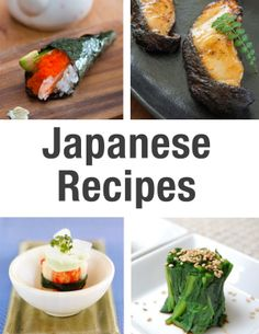A collection of authentic Japanese recipes, handpicked by the RecipeTin Team. New recipes added regularly!