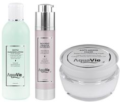 Anti-Aging Moisturizer Regimen by AquaVie • 3 Step Anti-Wrinkle and Overall Skin Care: Hyaluronic Face Mask + Anti-Aging Day and Night Cream + Gentle Cleansing Lotion Enter coupon code: 53CZ8PMH in your shopping cart and GET 57% OFF!