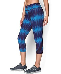 Under Armour Womens UA TakeAChance 20 Printed Capri Large EUROPA PURPLE >>> You can get more details by clicking on the image.(This is an Amazon affiliate link and I receive a commission for the sales)