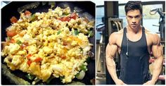 New muscle gains depend on protein, so it's wise to try and include this valuable muscle-building nutrient in every meal of your day, starting with the most important one: the breakfast. According to one amazing research published in the International Journal of Obesity, people who eat a protein-loaded breakfast tend to eat around 30% fewer calories at lunch than people who eat breakfast with less protein.   Protein-rich meals will keep you full for longer and make sure your muscles have all…