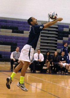 Baldwin volleyball