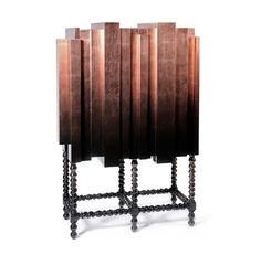 The luxurious D. Manuel cabinet draws inspiration from one of Portugal's most influential King's and epochs.