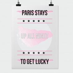 Knowlita - Up All Night – Paris