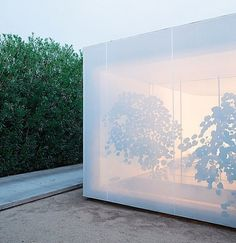 Fabric Walls - Meadowbrook House in Arizona by Atherton/Keener…soft minimalism. 2