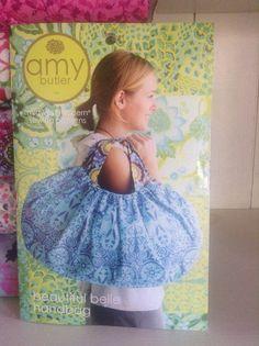 Amy Butler Pattern for Beautiful Belle Handbag – Quilt Store Next Door Amy Butler, Quilts, Summer Dresses, Store, Pattern, Bags, Beautiful, Fashion, Summer Sundresses