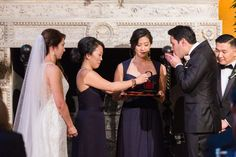 traditional wedding tea ceremony, Japanese tea ceremony wedding from romantic garden DC  Anderson House wedding by A. Dominick Events and Bonnie Sen Photography