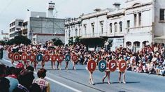 I was in the John Martins Christmas Pageant in 1977 on the Brave Little Toreador float Australia Photos, South Australia, City Of Adelaide, Christmas Pageant, Port Arthur, John Martin, History Teachers, Historical Sites, Back In The Day