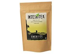 Energize (Organic Green Tea with Lemon Myrtle and Ginseng Loose Leaf Tea) Energize loose leaf tea would make a great start to your day or a boost to your afternoon. For the best brew, heat of water to Steep 1 teaspoon of Energize for 3 minutes. Organic Herbal Tea, Organic Green Tea, Coffee Store, Chinese Tea, Loose Leaf Tea, Myrtle, Drinking Tea, Herbalism, Lemon