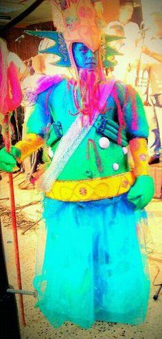Presentación disfraz Murga Los Trabas 2013