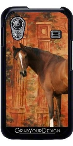 Coque Pour Samsung Galaxy Ace (GT-S5830) - Cheval M 319 - WonderfulDreamPicture