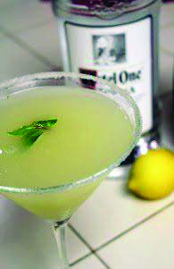 Fresh lemon drop martini agave shows and experts