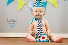 Etsy find of the day – personalised baby boy first birthday outfit