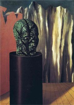 The forest, 1927 by René Magritte