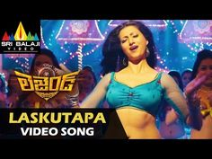 """Song: Laskutapa. """"Legend"""" is a Telugu action film. The music was composed by Devi Sri Prasad. The film released on 28 March 2014."""