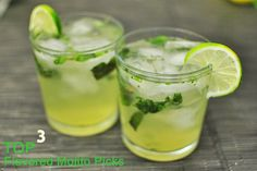 Mojito Time: Top 3 Picks for Flavor Variations
